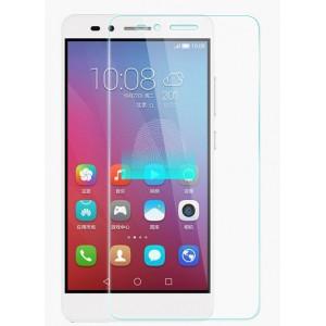 Ультратонкое износоустойчивое сколостойкое олеофобное защитное стекло-пленка для Huawei Honor 5X