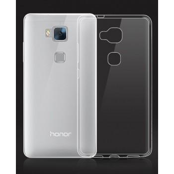 Силиконовый транспарентный чехол для Huawei Honor 5X