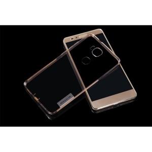 Силиконовый матовый полупрозрачный чехол повышенной защиты для Huawei Honor 5X