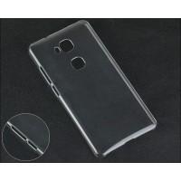 Пластиковый транспарентный чехол для Huawei Honor 5X