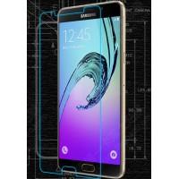 Ультратонкое износоустойчивое сколостойкое олеофобное защитное стекло-пленка для Samsung Galaxy A9