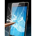 Ультратонкое износоустойчивое сколостойкое олеофобное защитное стекло-пленка для Huawei Ascend G6