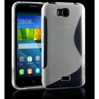 Силиконовый S чехол для Huawei Y5c