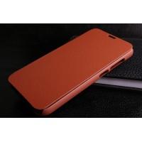 Чехол флип подставка на пластиковой основе для Huawei Y625