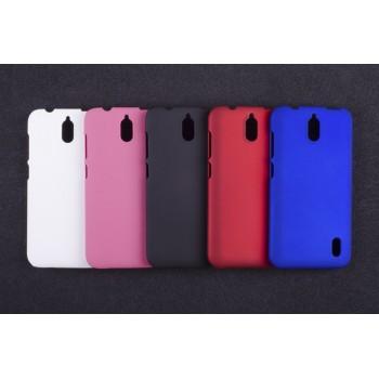 Пластиковый матовый непрозрачный чехол для Huawei Y625