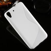 Силиконовый S чехол для Huawei Y6 Белый