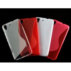 Силиконовый S чехол для Huawei Y6