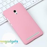 Пластиковый чехол для ASUS Zenfone 6 Розовый