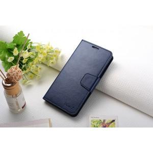 Чехол портмоне подставка на силиконовой основе с защелкой для Xiaomi RedMi Note 3