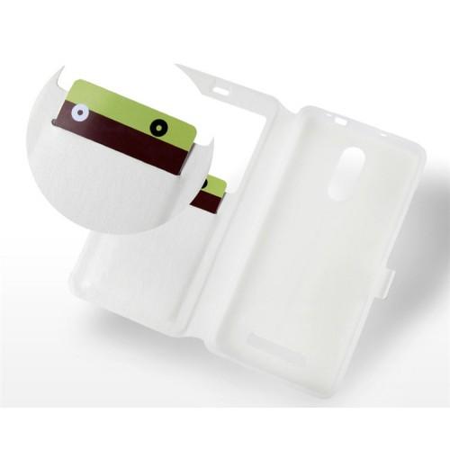 Дизайнерский принтованный чехол флип подставка на силиконовой основе с магнитной застежкой с окном вызова для Xiaomi RedMi Note 3