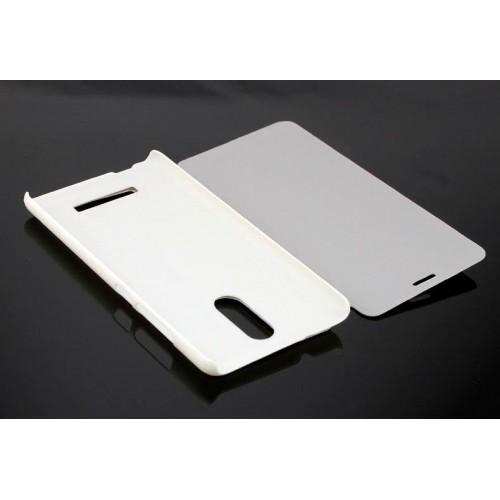 Чехол флип подставка на пластиковой основе для Xiaomi RedMi Note 3