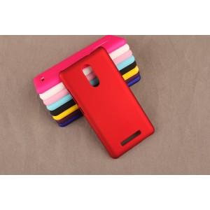 Пластиковый матовый непрозрачный чехол для Xiaomi RedMi Note 3
