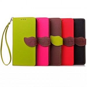 Текстурный чехол флип подставка портмоне на силиконовой основе с дизайнерской застежкой для Google LG Nexus 5X