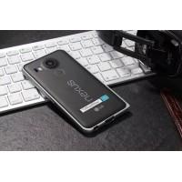 Металлический бампер для Google LG Nexus 5X Серый
