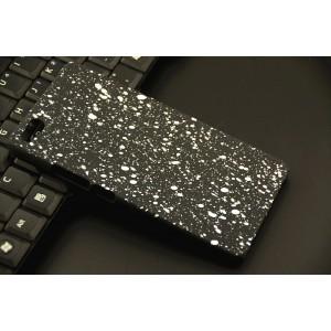 Пластиковый матовый дизайнерский чехол с голографическим принтом Звезды для ZTE Nubia Z9 Max
