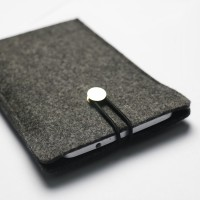Войлочный мешок для Samsung Galaxy S6 Edge Plus Черный