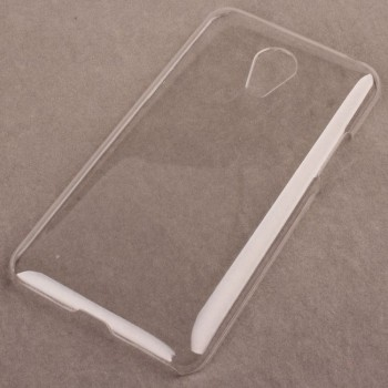 Пластиковый транспарентный чехол для Meizu MX4 Pro