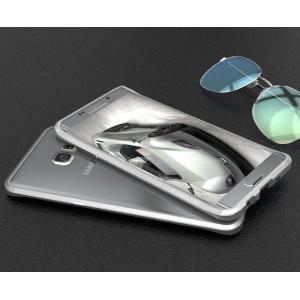 Металлический бампер сборного типа на винтах для Samsung Galaxy S6 Edge Plus Белый