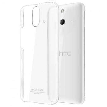 Пластиковый транспарентный чехол для HTC One E8
