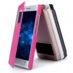 Тонкий чехол-фдип для Huawei Ascend G6