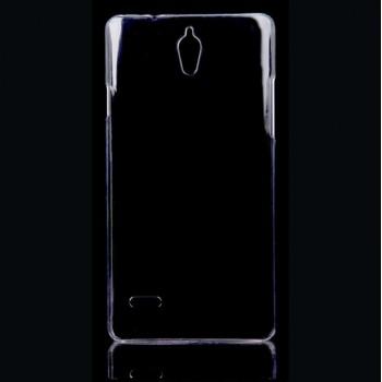 Пластиковый транспарентный чехол для Huawei Ascend G700