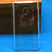 Пластиковый транспарентный чехол для Meizu MX2