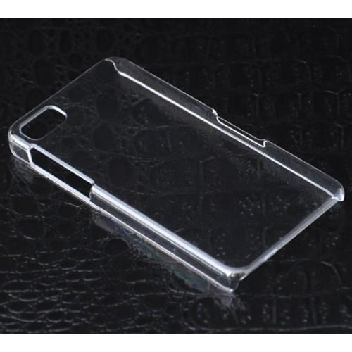 Пластиковый транспарентный чехол для BlackBerry Z10