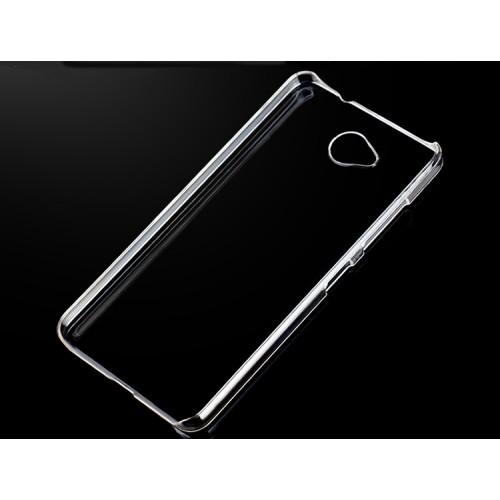 Пластиковый транспарентный чехол для Microsoft Lumia 650