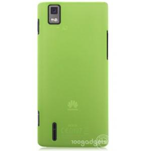Ультратонкий пластиковый чехол для Huawei Ascend P2