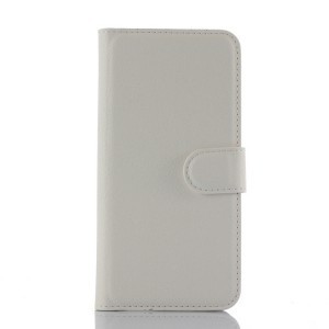 Чехол портмоне подставка с защелкой для ZTE Blade S7