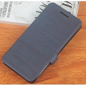 Чехол подставка на силиконовой основе текстура дерево на магнитной защёлке для Asus Zenfone Zoom
