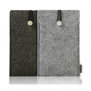 Дизайнерский чехол мешок из войлока для OnePlus X
