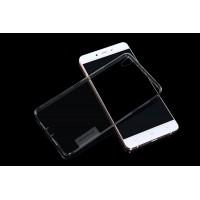 Силиконовый матовый полупрозрачный чехол повышенной защиты для OnePlus X Серый