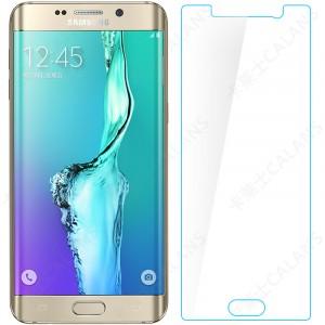 Защитная пленка на плоскую часть экрана для Samsung Galaxy S6 Edge Plus
