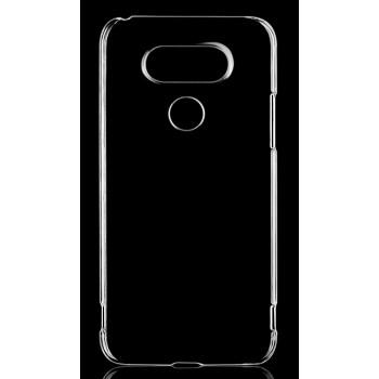 Пластиковый транспарентный чехол для LG G5
