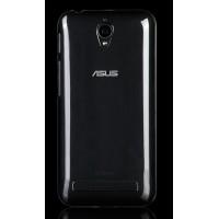 Пластиковый транспарентный чехол для ASUS ZenFone Go 4.5