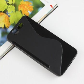 Силиконовый S чехол для ZTE Blade S7
