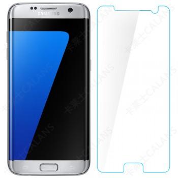 Защитная пленка на плоскую часть экрана для Samsung Galaxy S7 Edge