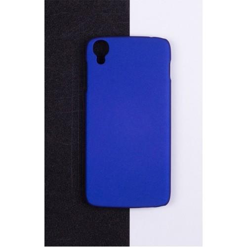 Пластиковый матовый непрозрачный чехол для Alcatel One Touch Idol 3 (4.7)