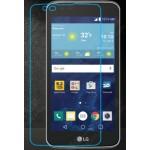 Ультратонкое износоустойчивое сколостойкое олеофобное защитное стекло-пленка для LG K7