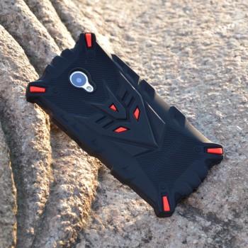 Силиконовый дизайнерский фигурный чехол для Meizu M2 Mini