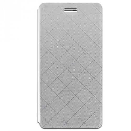 Текстурный чехол флип подставка на силиконовой основе с отделением для карт для Lenovo Vibe X3