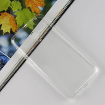 Пластиковый транспарентный чехол для Alcatel OneTouch Pop 3 (5)