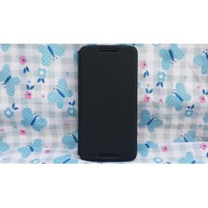 Оригинальный встраиваемый чехол флип на пластиковой основе с отделением для карты для Lenovo Moto X Play
