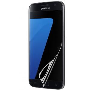 Экстразащитная термопластичная уретановая пленка на плоскую и изогнутые поверхности экрана для Samsung Galaxy S7