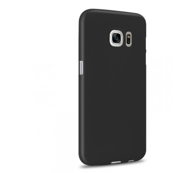 Силиконовый матовый непрозрачный ультратонкий чехол для Samsung Galaxy S7
