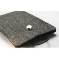 Войлочный мешок для Samsung Galaxy S7 Edge Черный
