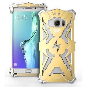 Металлический винтовой чехол повышенной защиты для Samsung Galaxy S7 Edge