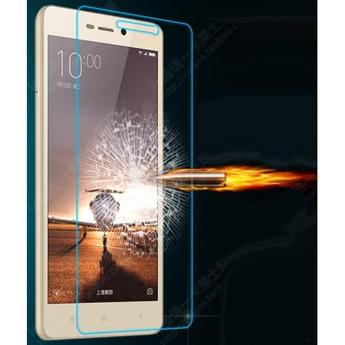 Ультратонкое износоустойчивое сколостойкое олеофобное защитное стекло-пленка для Xiaomi RedMi 3/3 Pro/3S