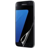 Экстразащитная термопластичная уретановая пленка на плоскую и изогнутые поверхности экрана для Samsung Galaxy S7 Edge